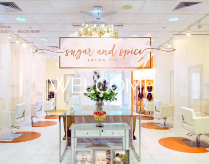 Sugar and Spice Salon Spa