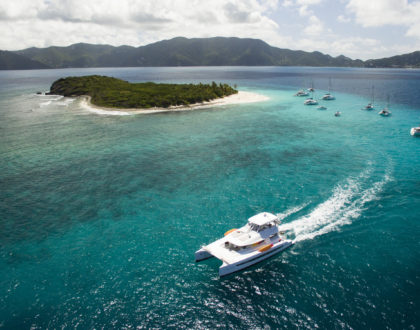 Video Indigo Charters BVI
