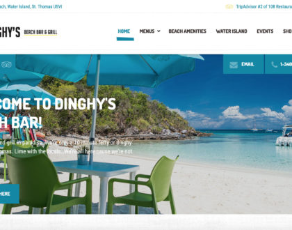 Dinghy's Beach Bar & Grill