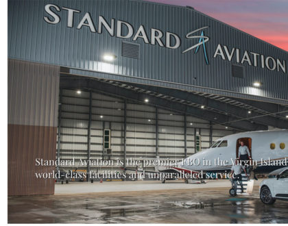 Standard Aviation Website St. Thomas