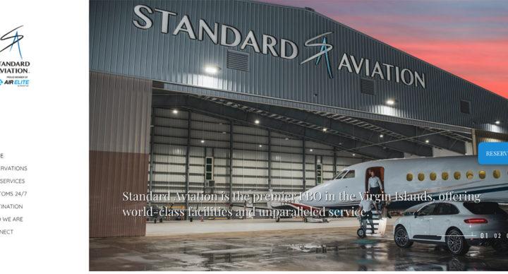 Standard Aviation Website St. Thomas