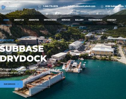 Subbase Drydock St. Thomas