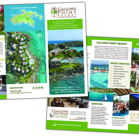 Gallows Point Resort Brochure 2020