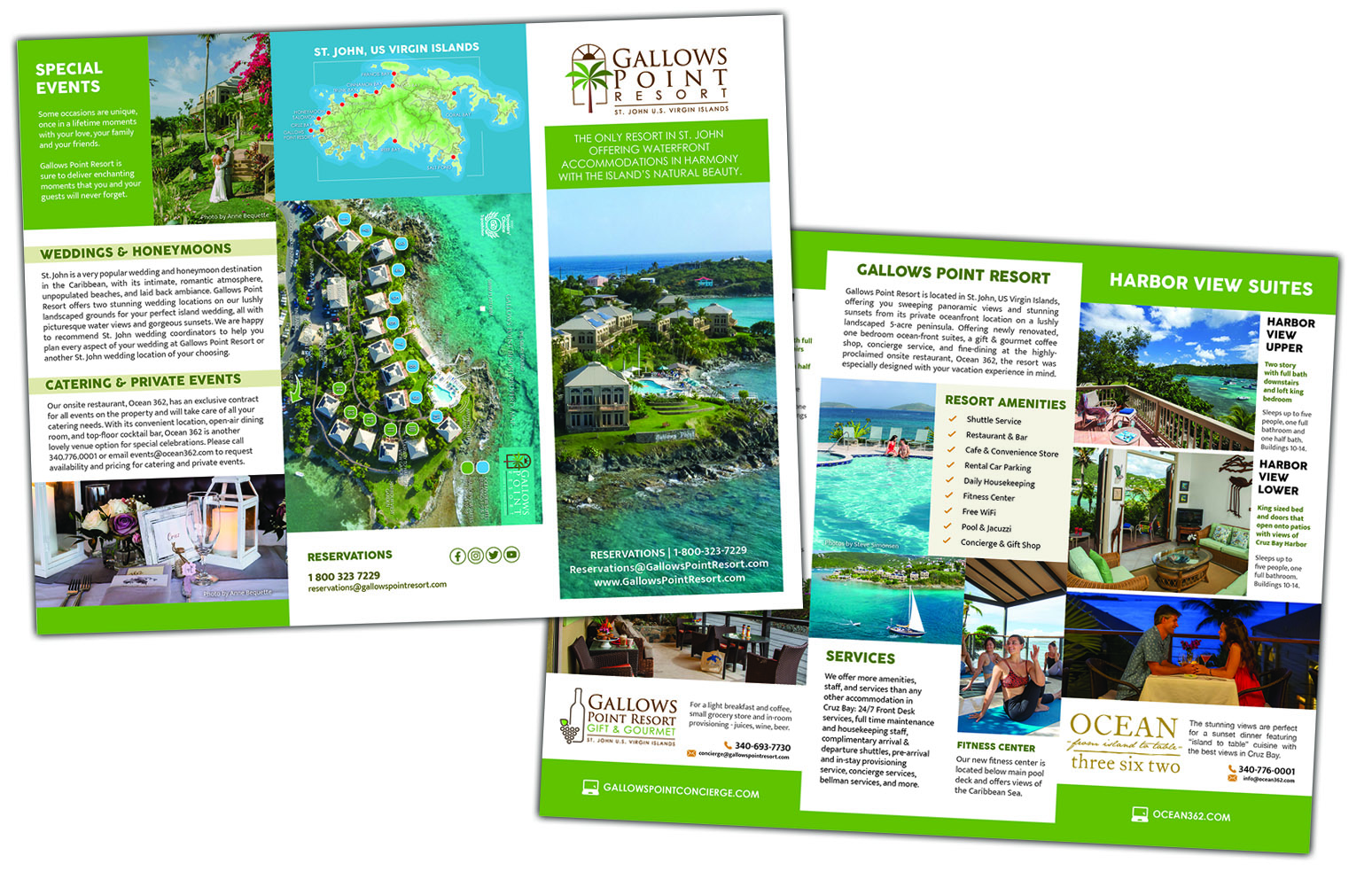 Gallows Point Resort Brochure 2020
