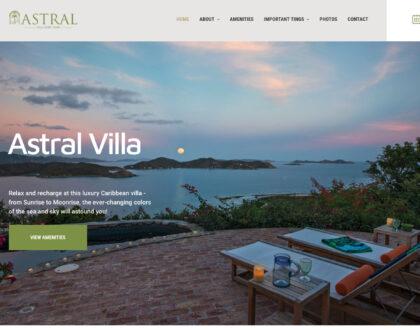 St. Thomas web design