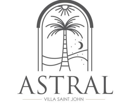 Astral Villa Logo