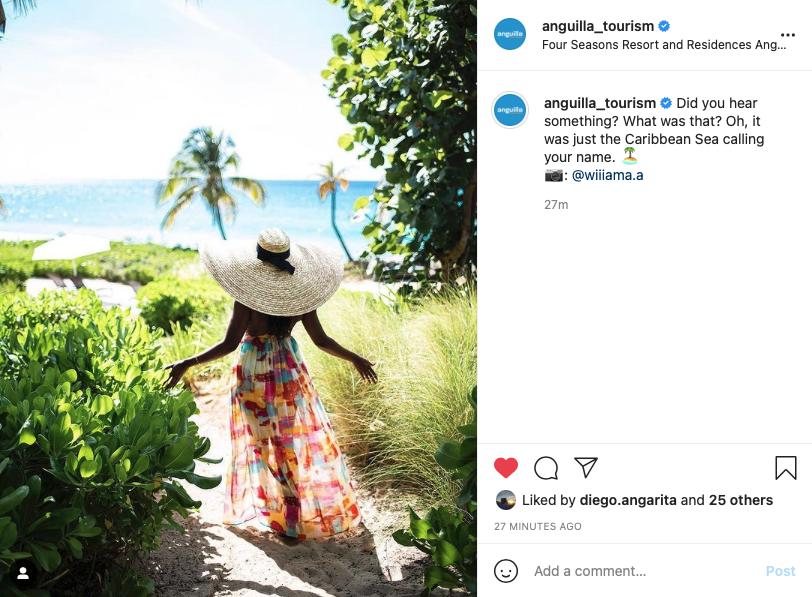 Anguilla Tourism Feature