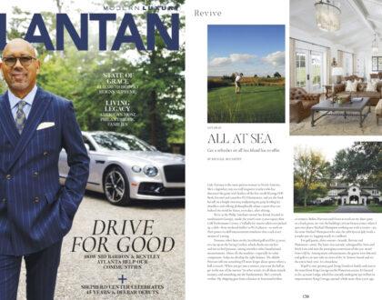 Photos featured in The Atlantan Modern Luxury